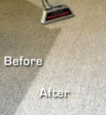 NSW Carpet Cleaning - Before and After